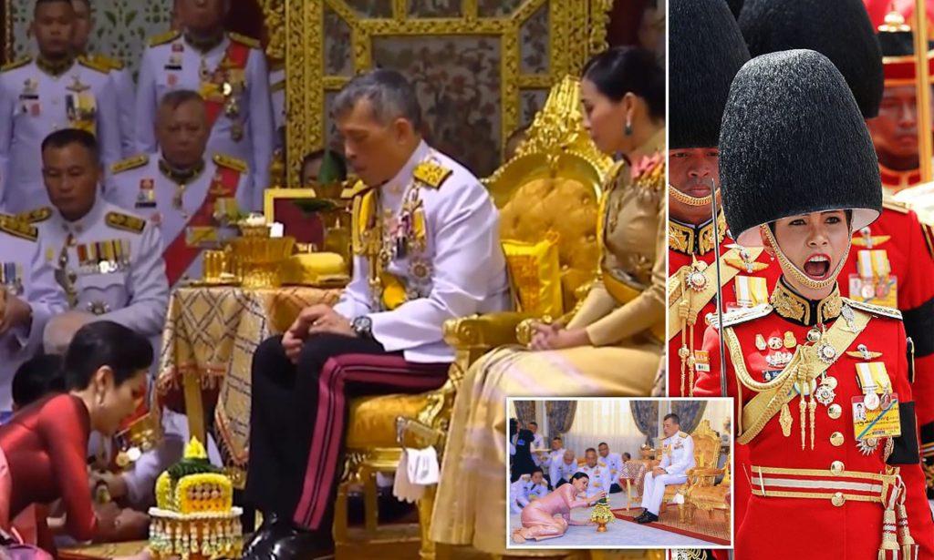 Thailand King Wants Facebook To Take Down Strange Scandalous Photos