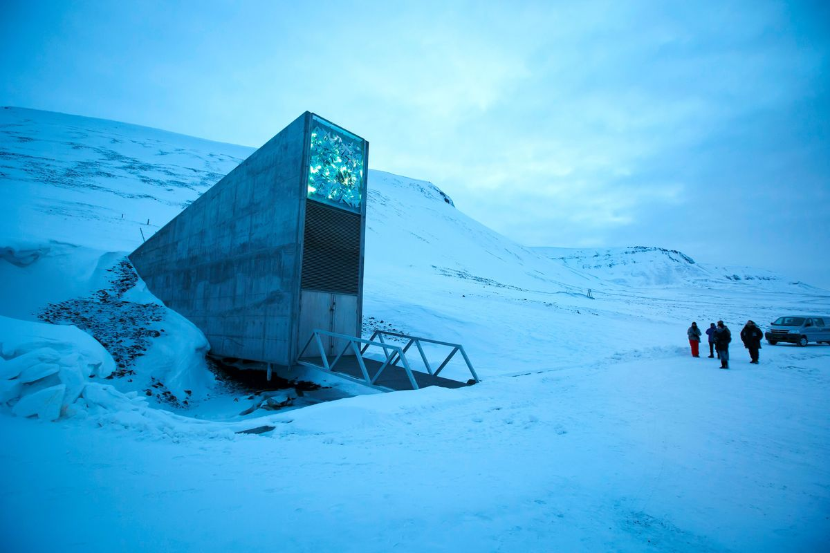 The Doomsday Vault Floods, But Humanity Is Still Safe