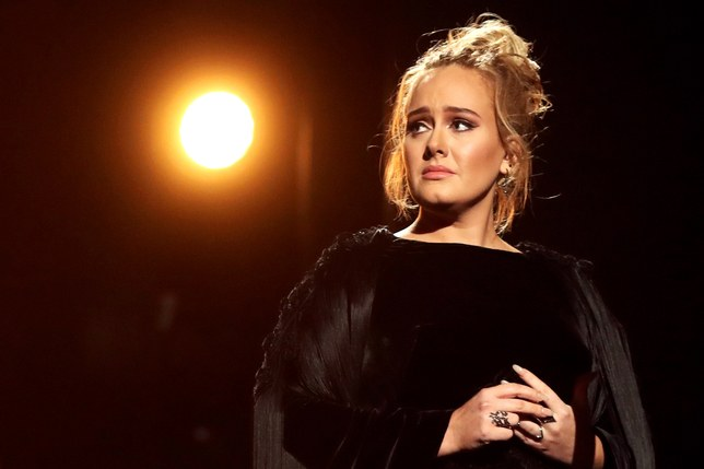 Adele Posts a Message For Her Best Friend's Recovery