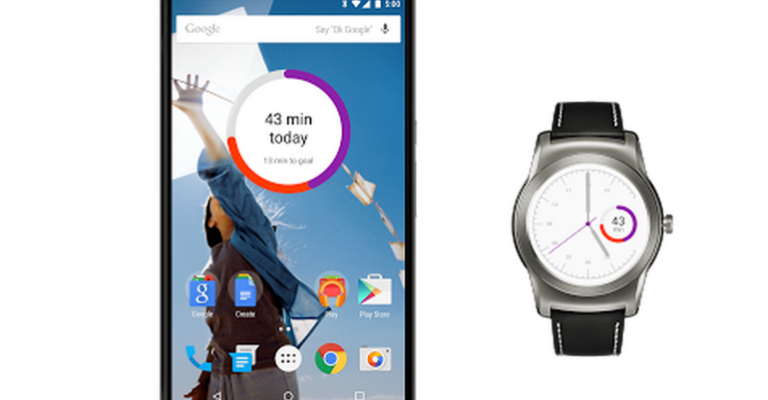Google Fit Receives Apple Watch-Like Activity Goals And More