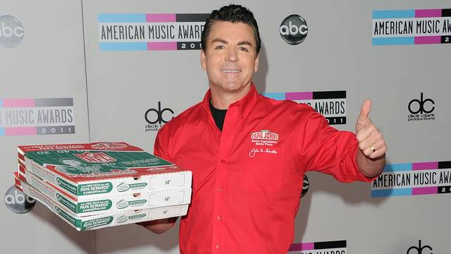 The Founder Of Papa John's Caused 10.5% Drop In Sales To The Company