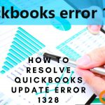 How to Fix QuickBooks Error 1328